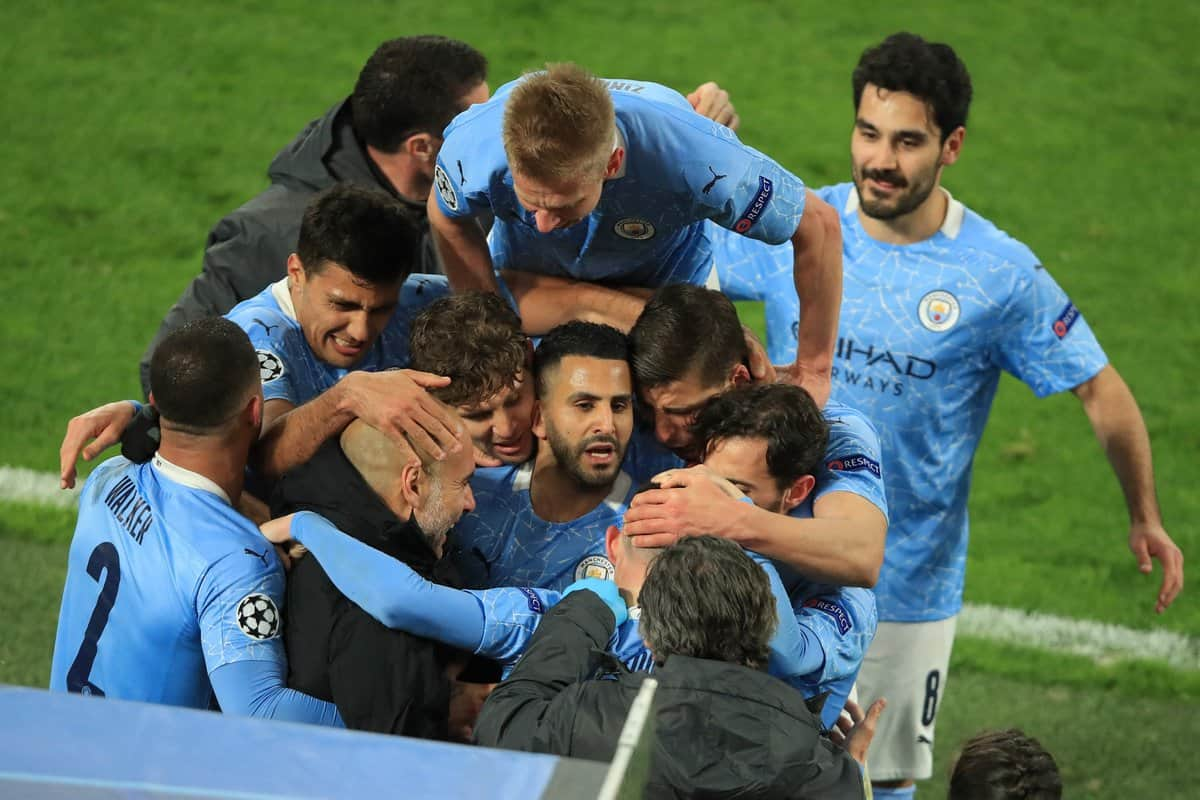 How Manchester City reached UCL final for first time and how they could line up to face Chelsea