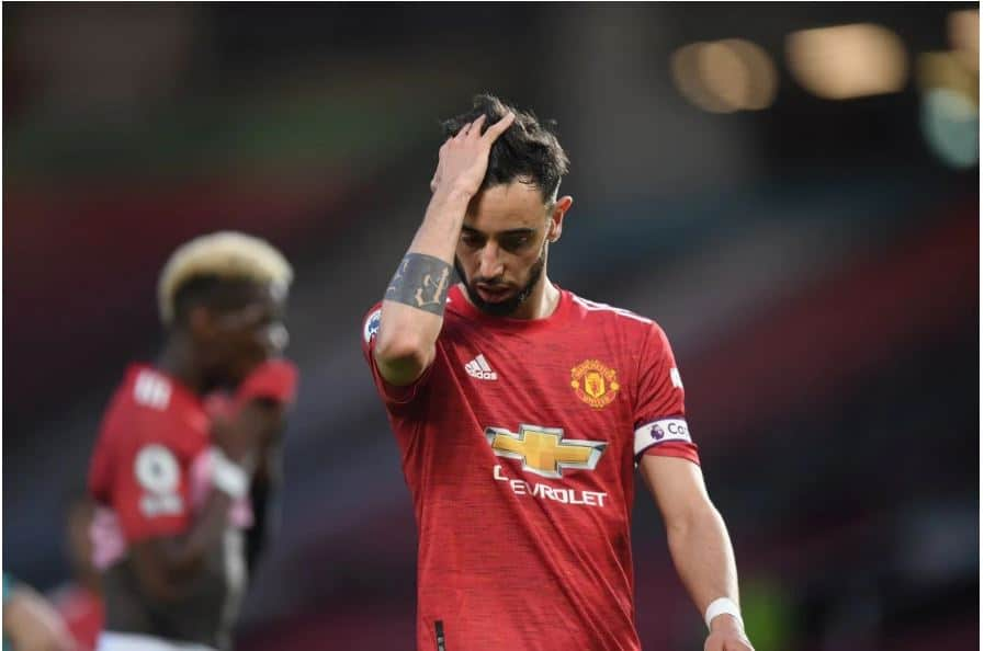 Bruno Fernandes sends warning to Manchester United after Liverpool loss