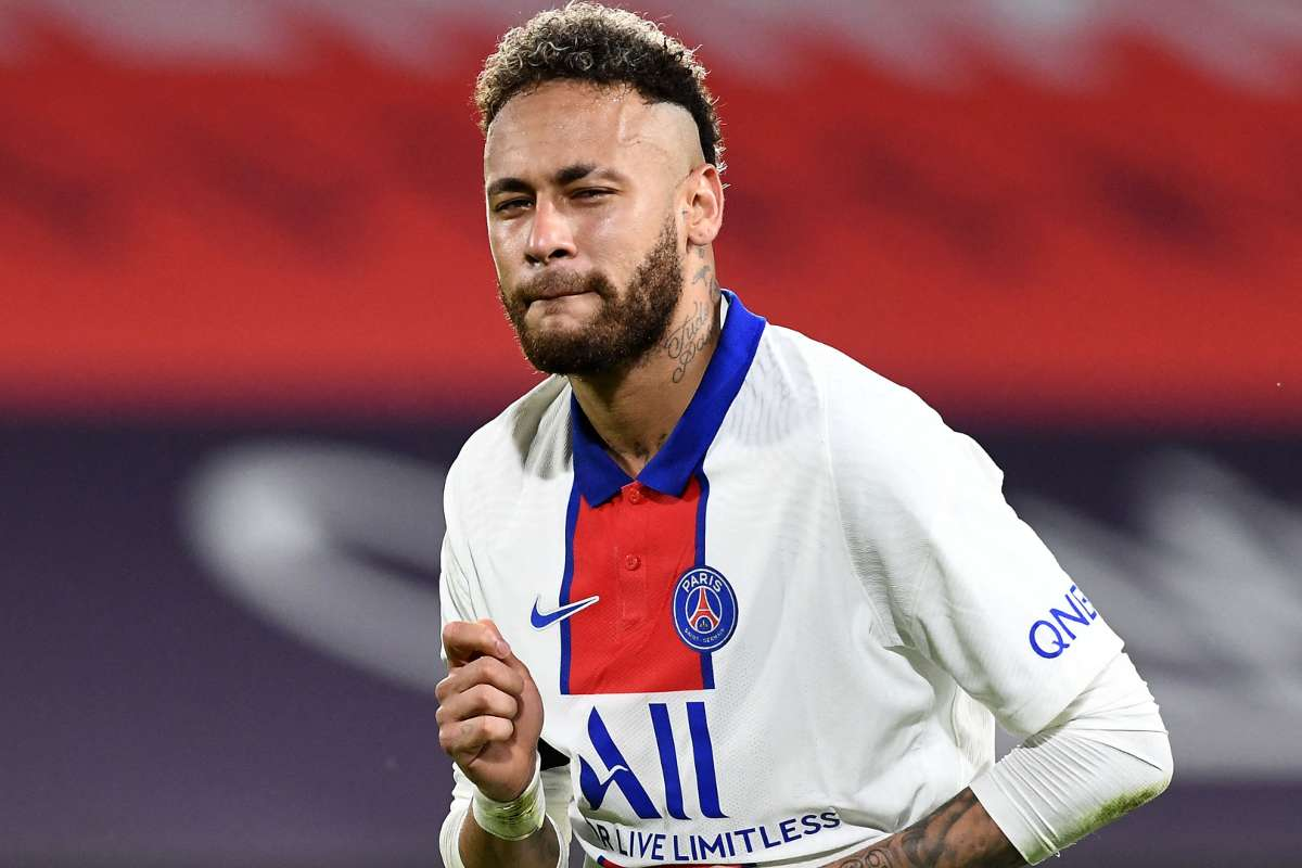 Neymar names two former Manchester United players his perfect footballer creation