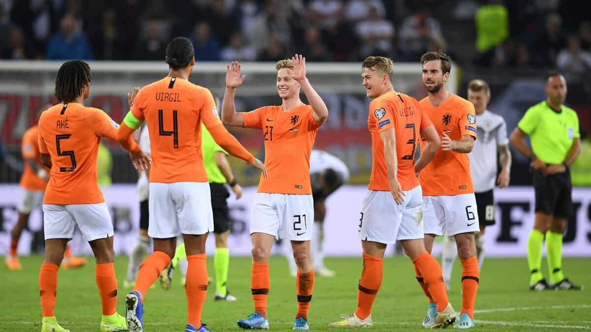 The Netherlands' potential squad for World Cup 2022