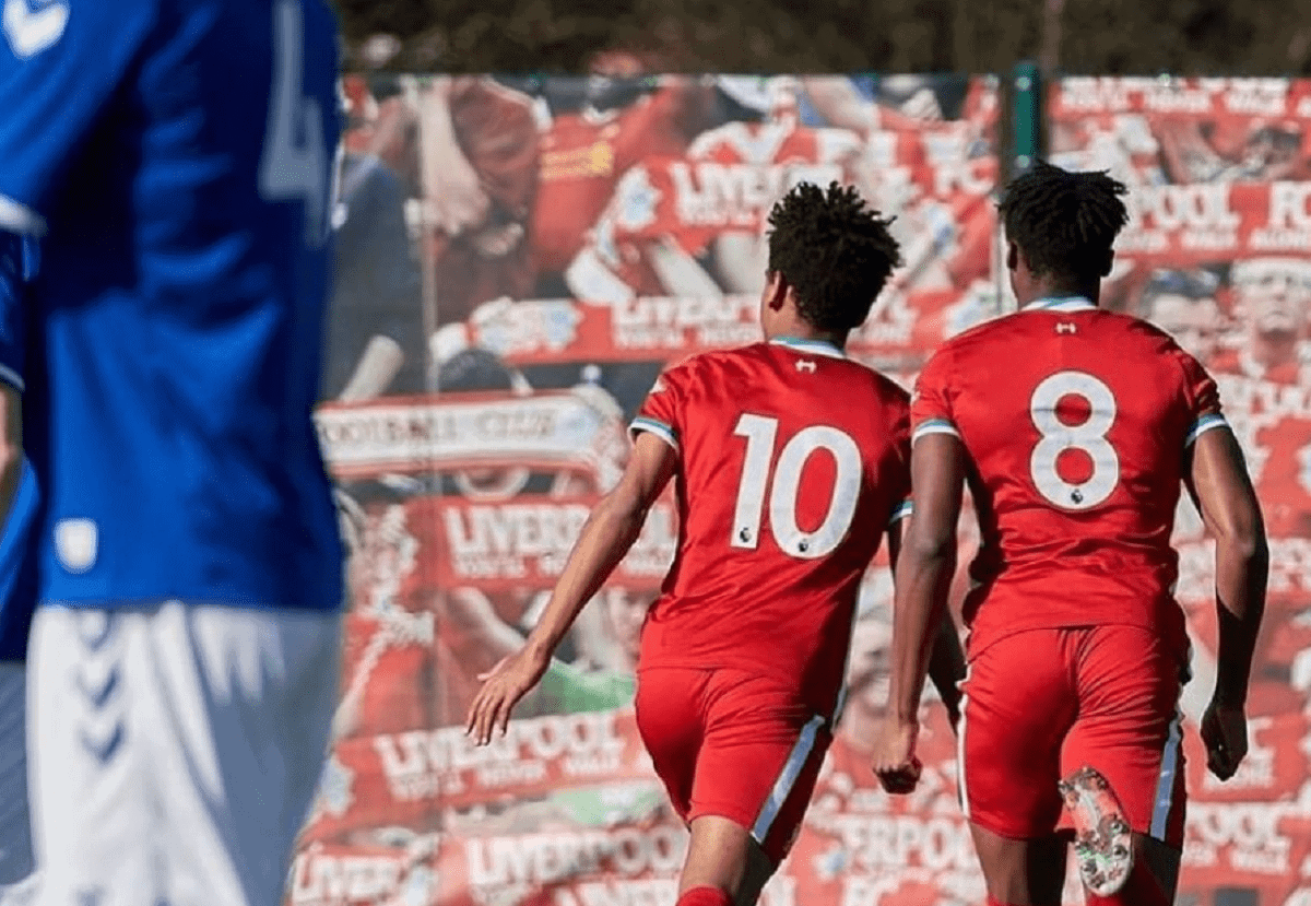 Liverpool youngster scores brilliant goal in FA Youth Cup