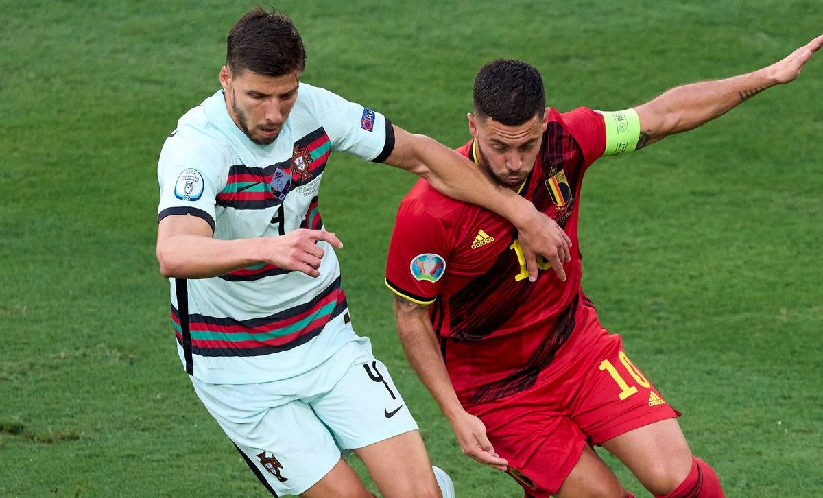 Ruben Dias breaks silence after Portugal get eliminated from EURO 2020