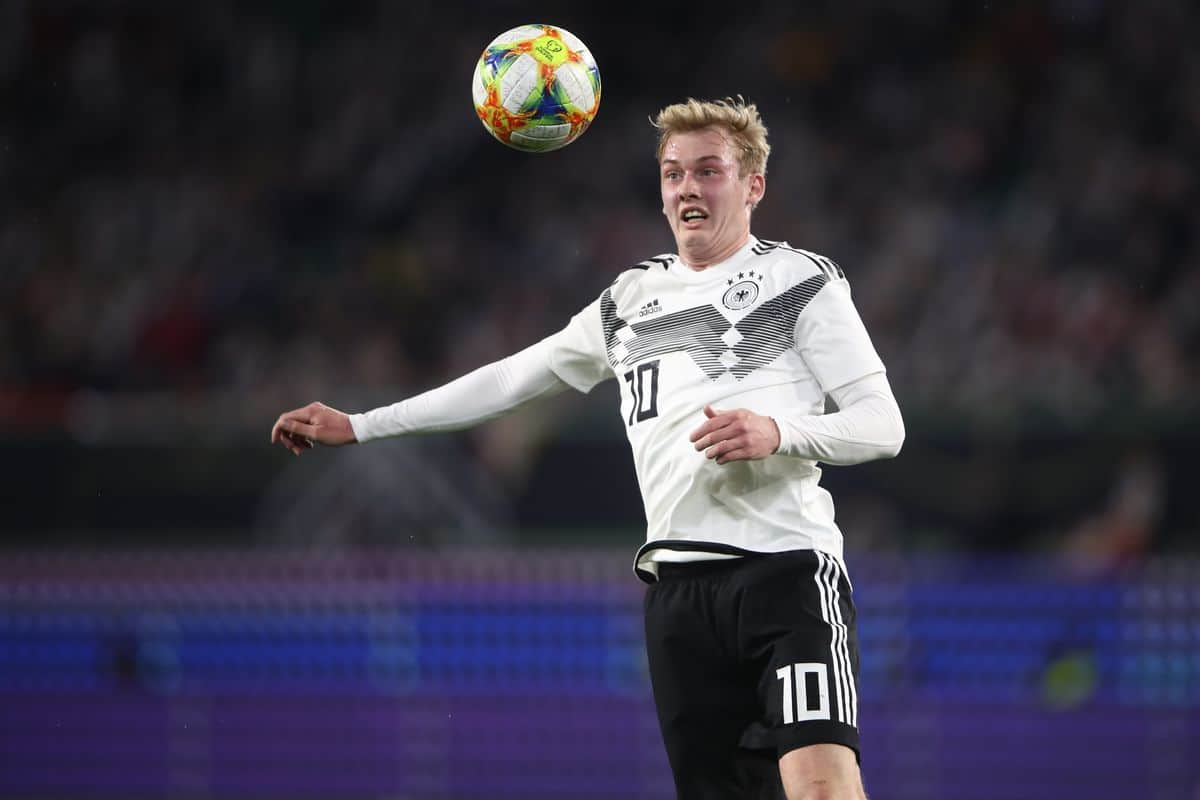 Julian Brandt has already revealed how he can replace Mesut Ozil at Arsenal
