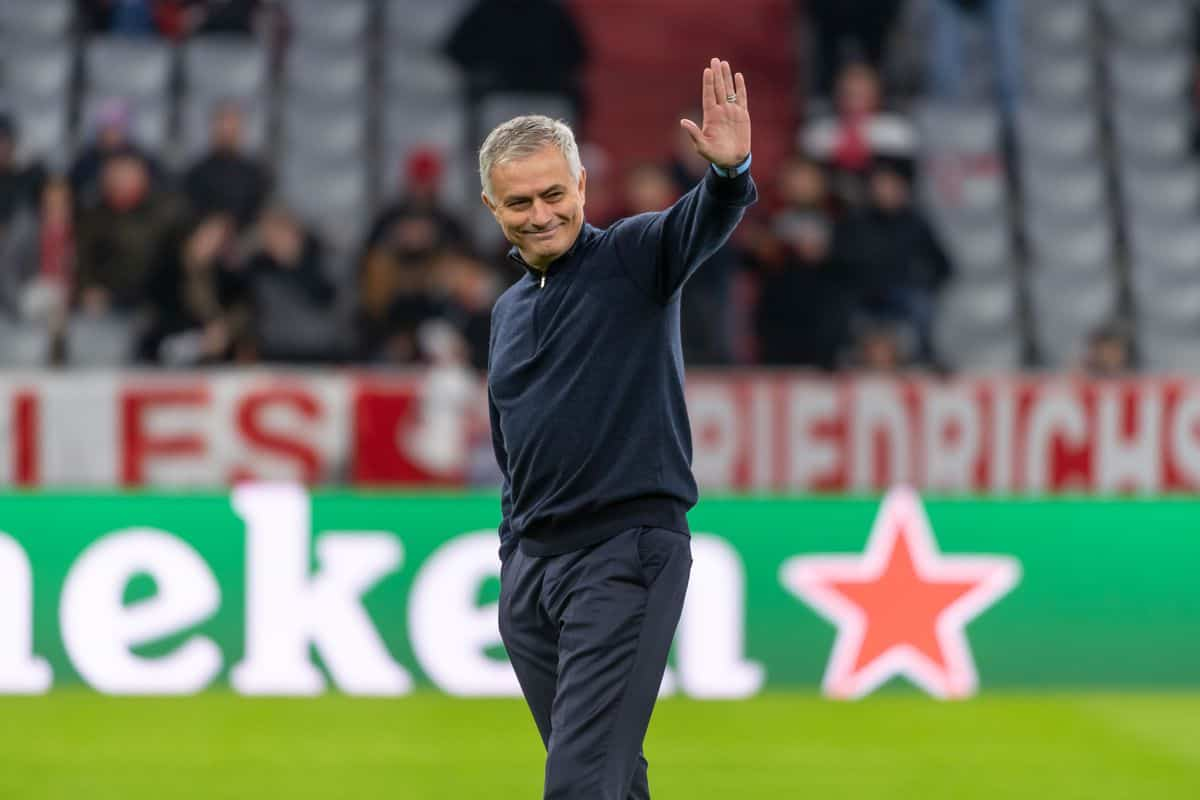 'I've won 25 and a half trophies' - Jose Mourinho aims dig at Tottenham over his sacking