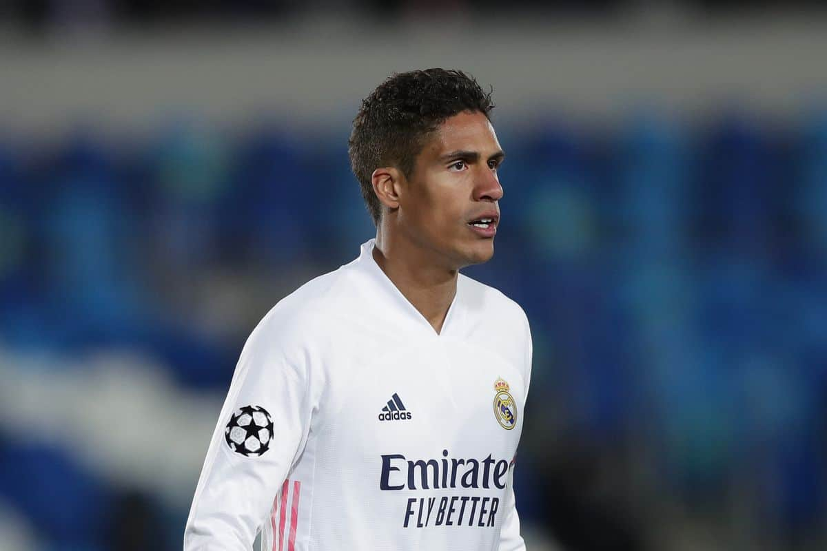 Manchester United have total agreement with Real Madrid star