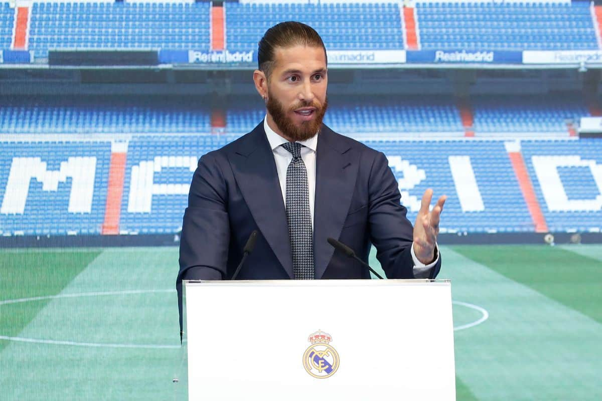 Sergio Ramos has already admitted he 'considered' Manchester United move