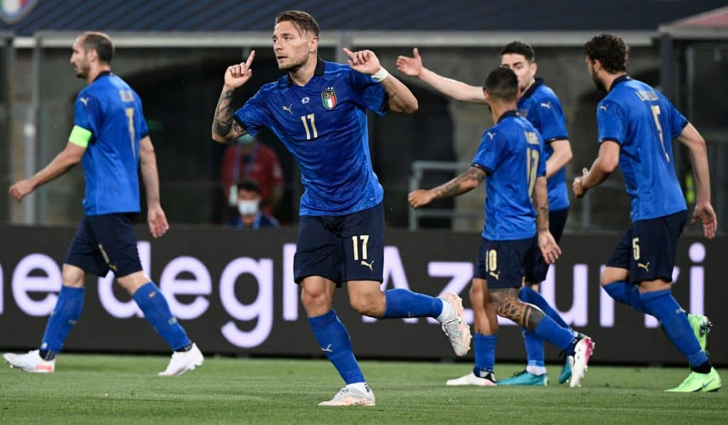 How Italy's strongest lineup would look like in Euro 2020