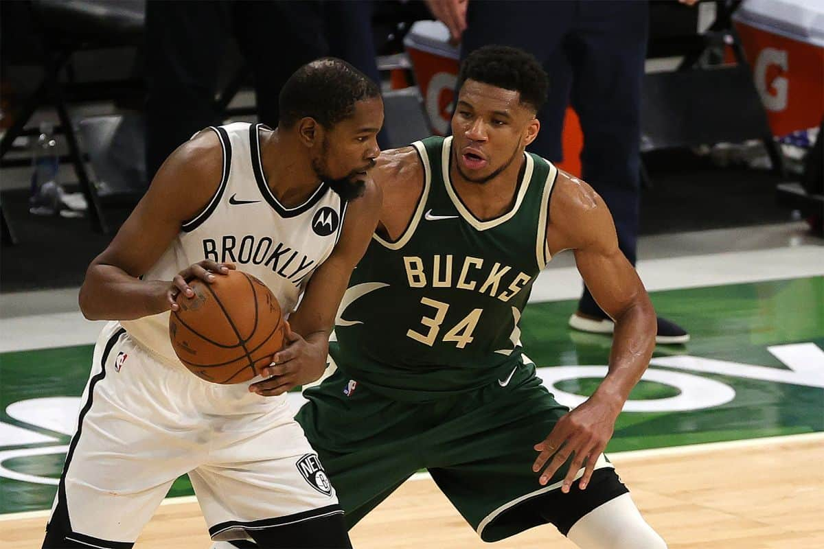 Kevin Durant slams Jay Williams for his quote trashing Giannis Antetokounmpo