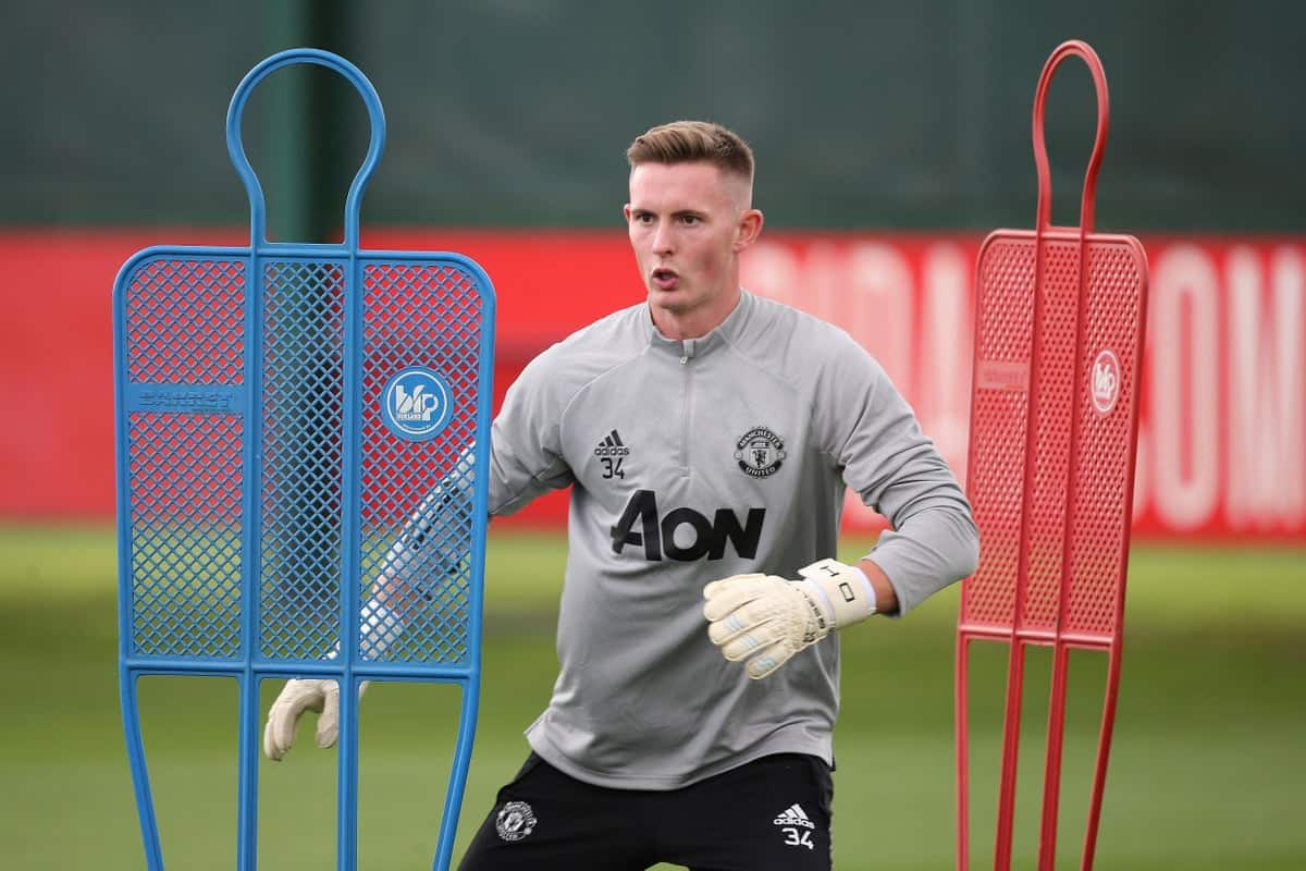 Dean Henderson has sent bold message to Jose Mourinho over his Manchester United future