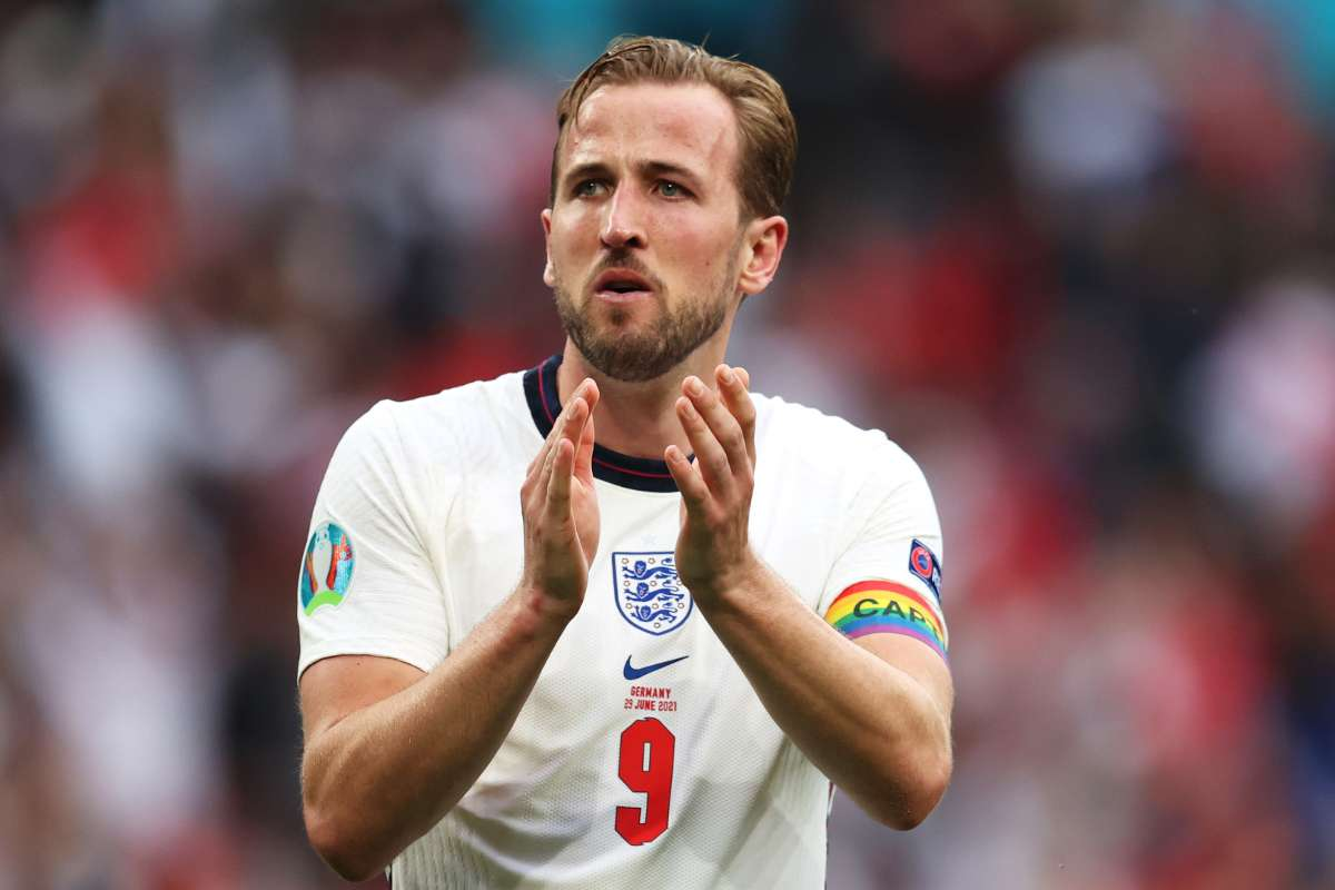 What Harry Kane did before England's win over Germany