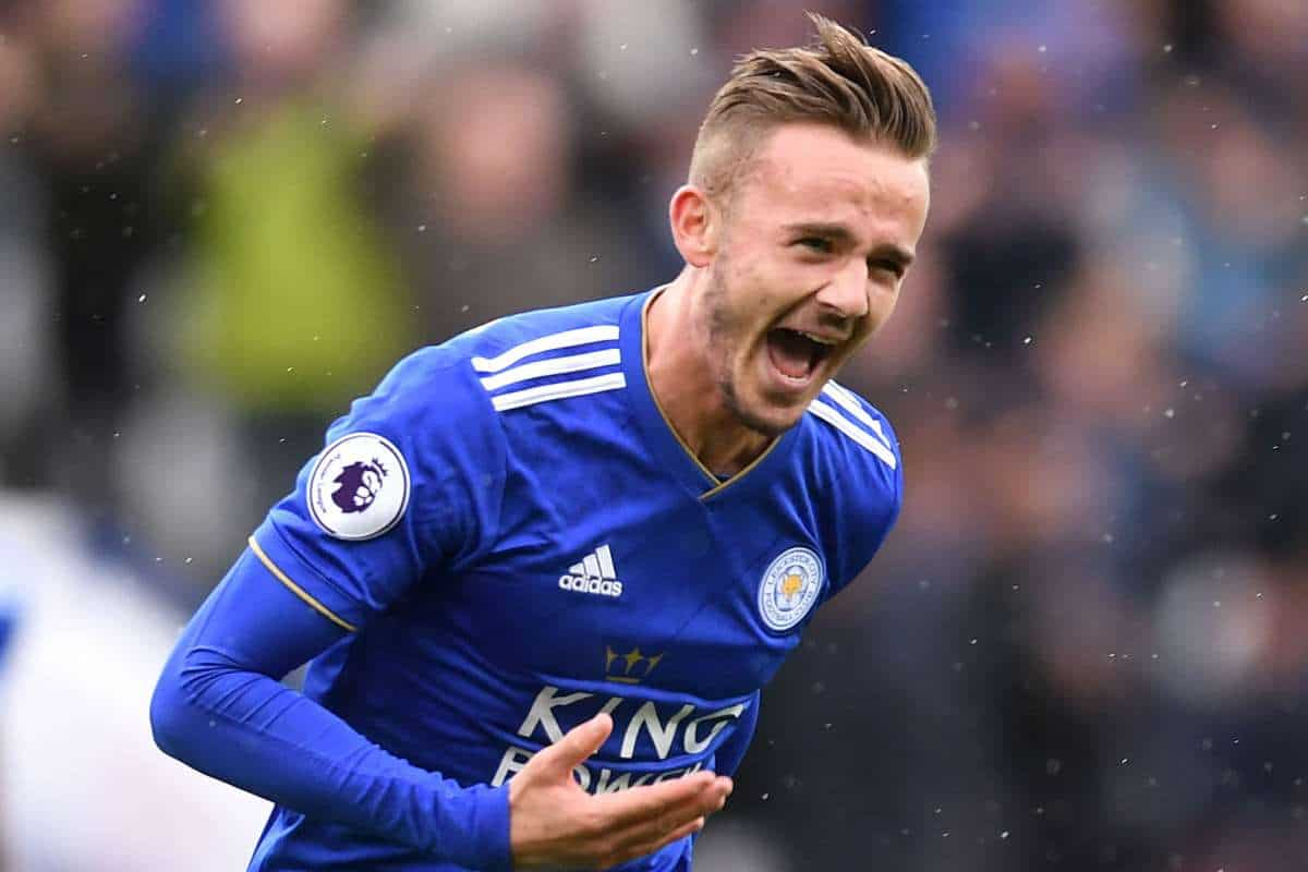Arsenal want to make shock transfer by signing Leicester City star