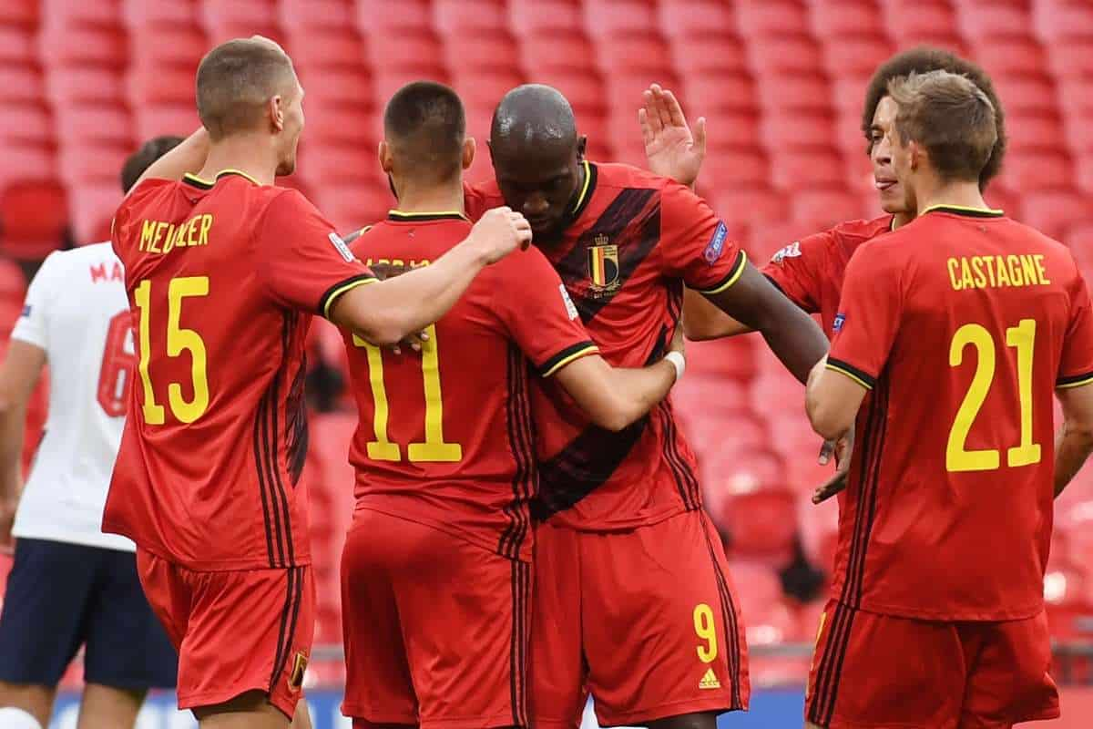 How Belgium's strongest lineup would look like in Euro 2020