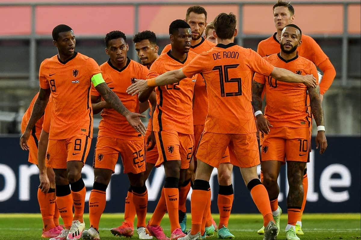 How The Netherlands' strongest lineup would look like in Euro 2020