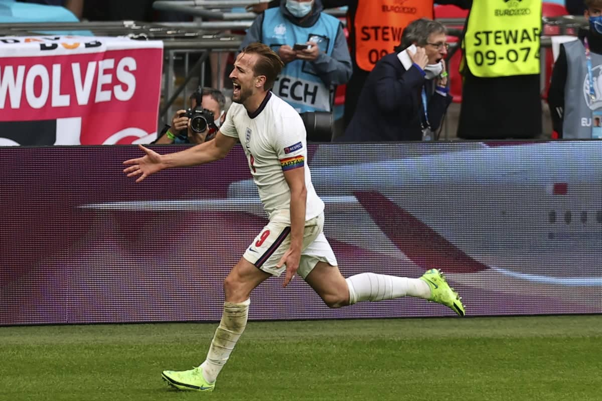 """Harry Kane sends """"buzzing"""" message after England's EURO 2020 win over Germany"""