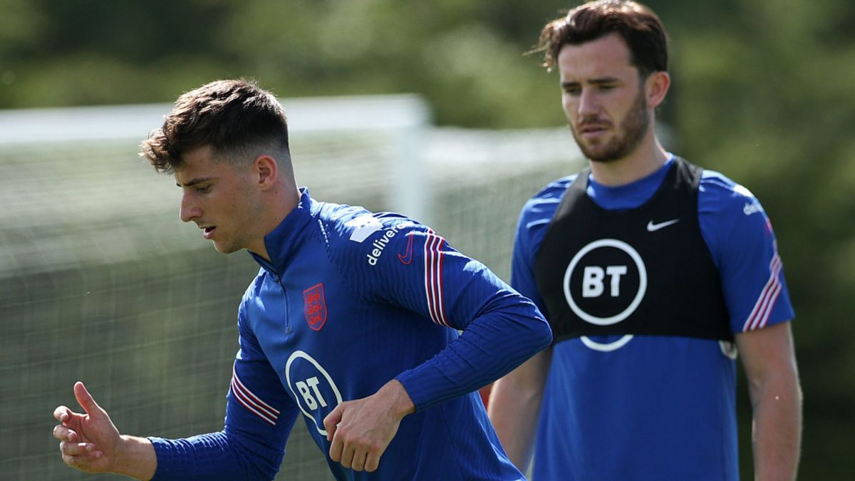 Gareth Southgate provides Mason Mount and Ben Chilwell update ahead of Germany