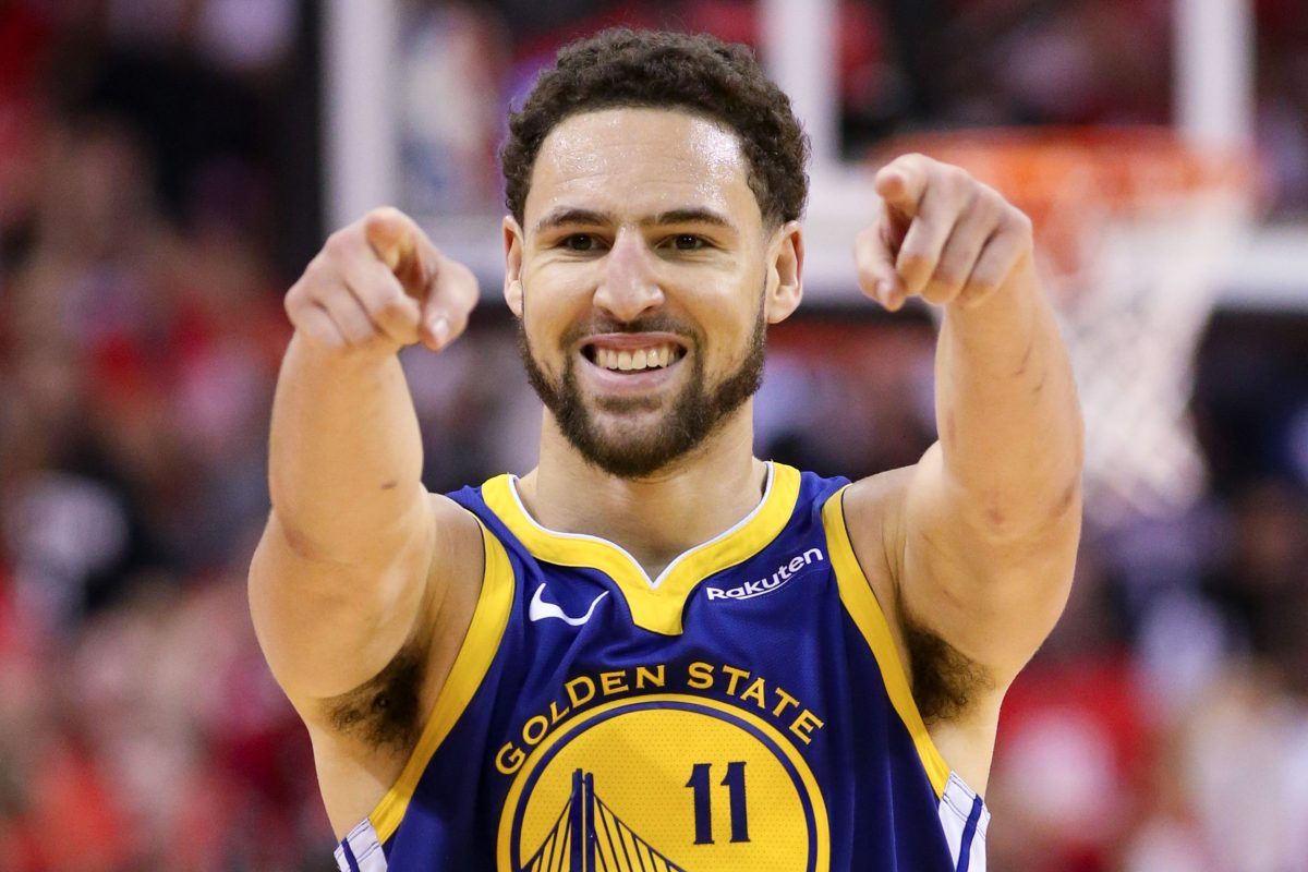 Klay Thompson's main goal with Golden State Warriors in return from Achilles injury