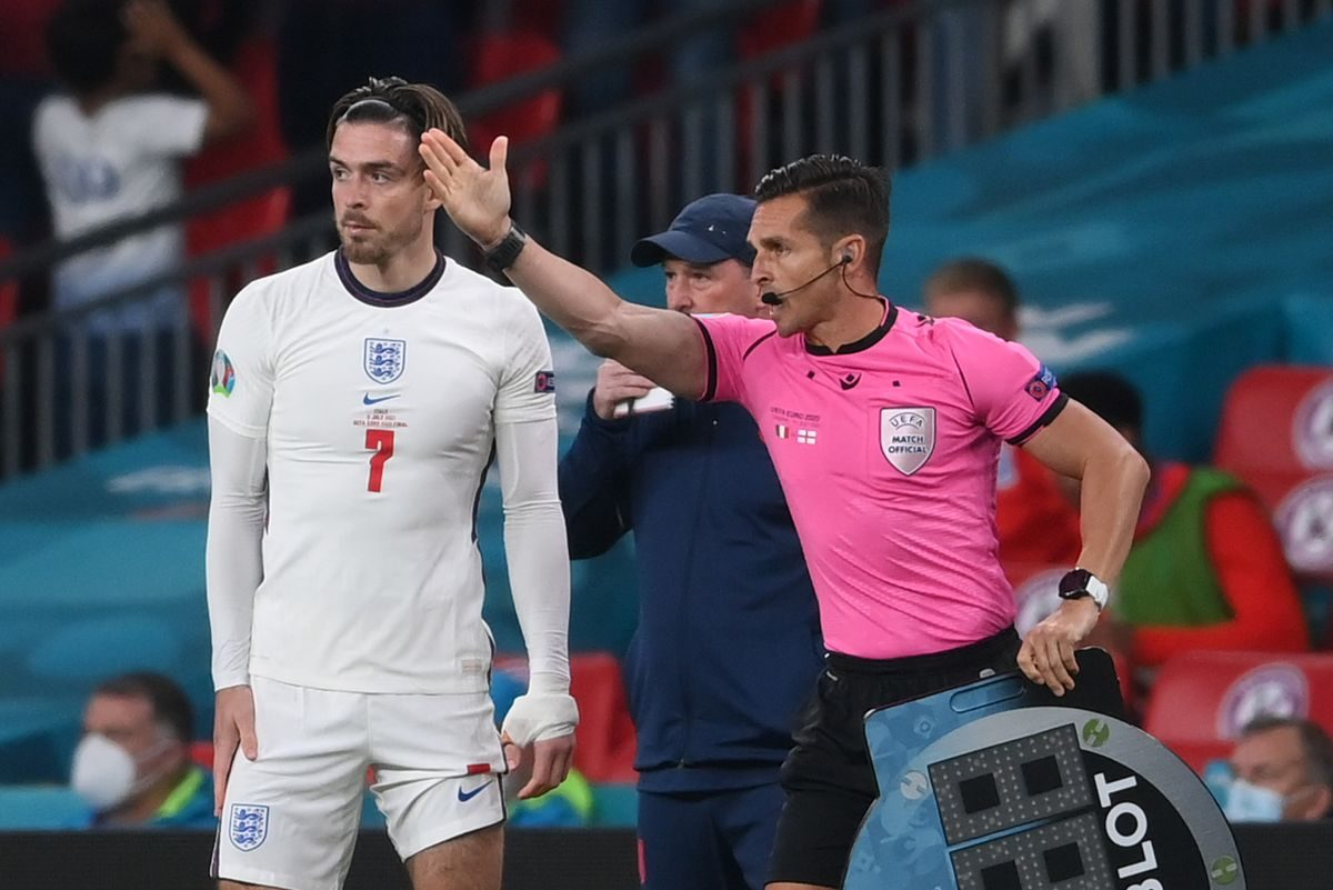 Jack Grealish slams Roy Keane after being criticised for not taking penalty against Italy