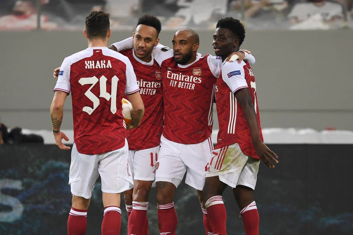 LEAKED: Arsenal's home and third kits for 2021/22 season