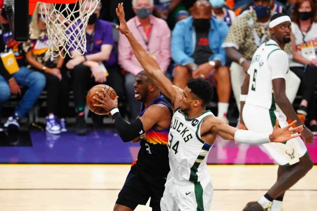 Giannis Antetokounmpo reveals his perfect mindset a win away from first NBA title