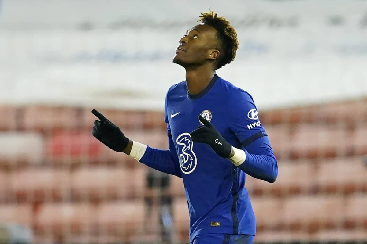 Tammy Abraham has already made exciting admission over Arsenal amid transfer talk