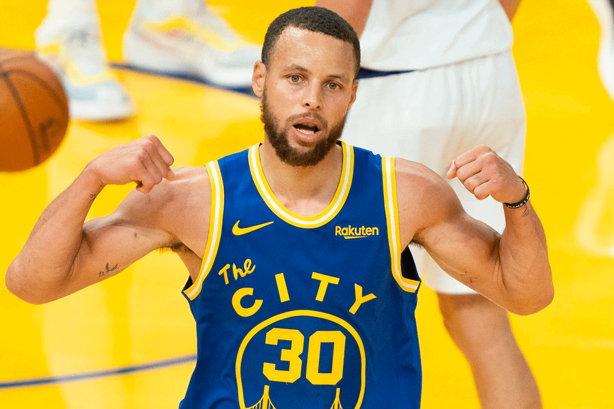 Stephen Curry named as GOAT by legendary rapper
