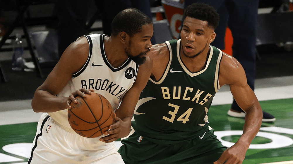 Kevin Durant sent message to Giannis Antetokounmpo to help him win NBA Finals MVP