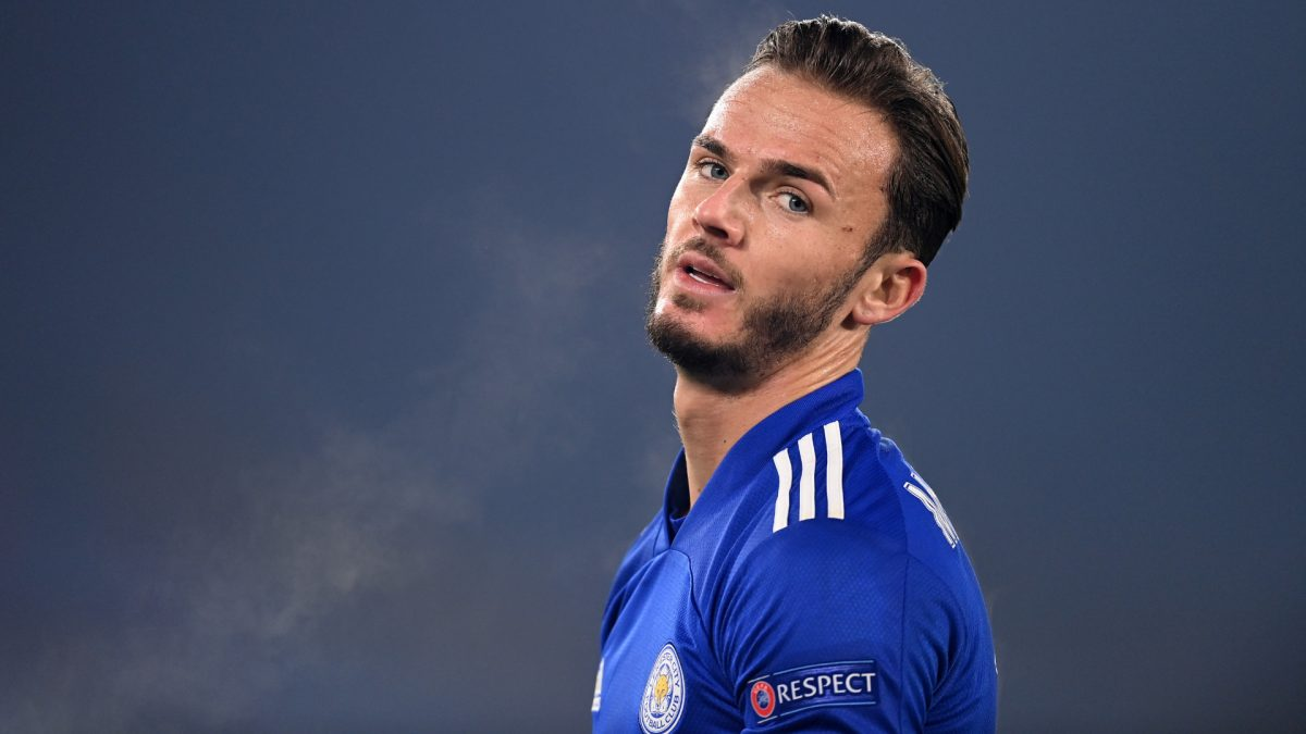 Arsenal fans notice what James Maddison did at Leicester training amid transfer links