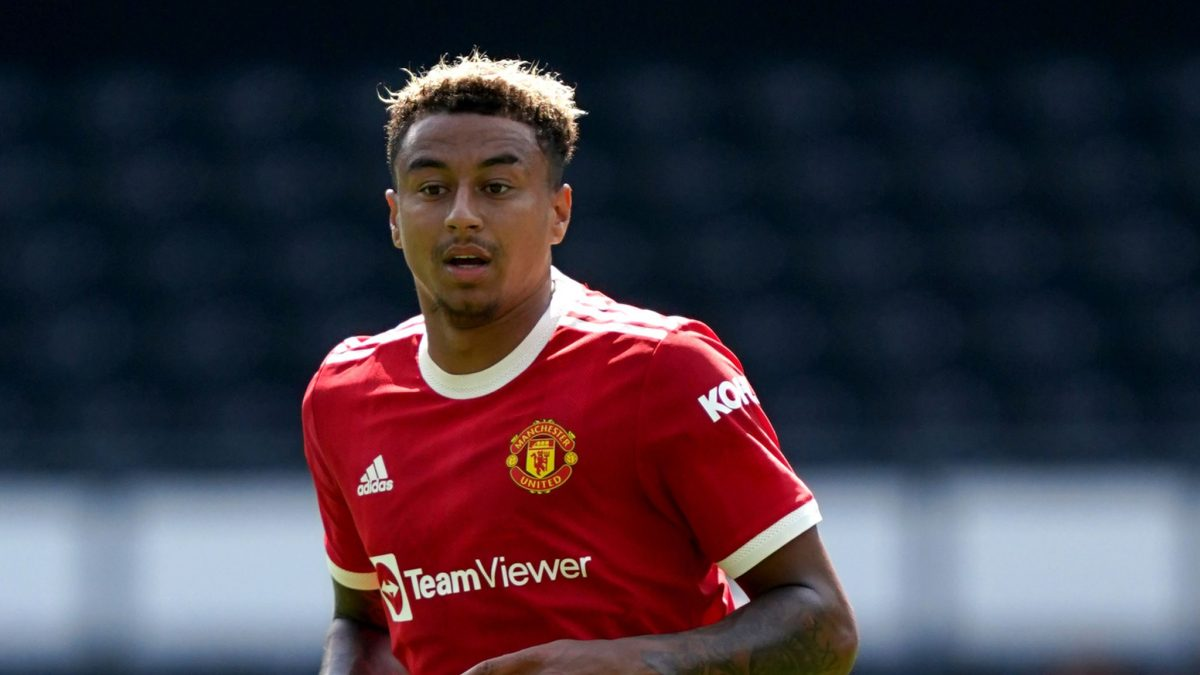 """""""His a whole different player now"""". Manchester United fans react to Jesse Lingard's long range shot in a friendly win"""