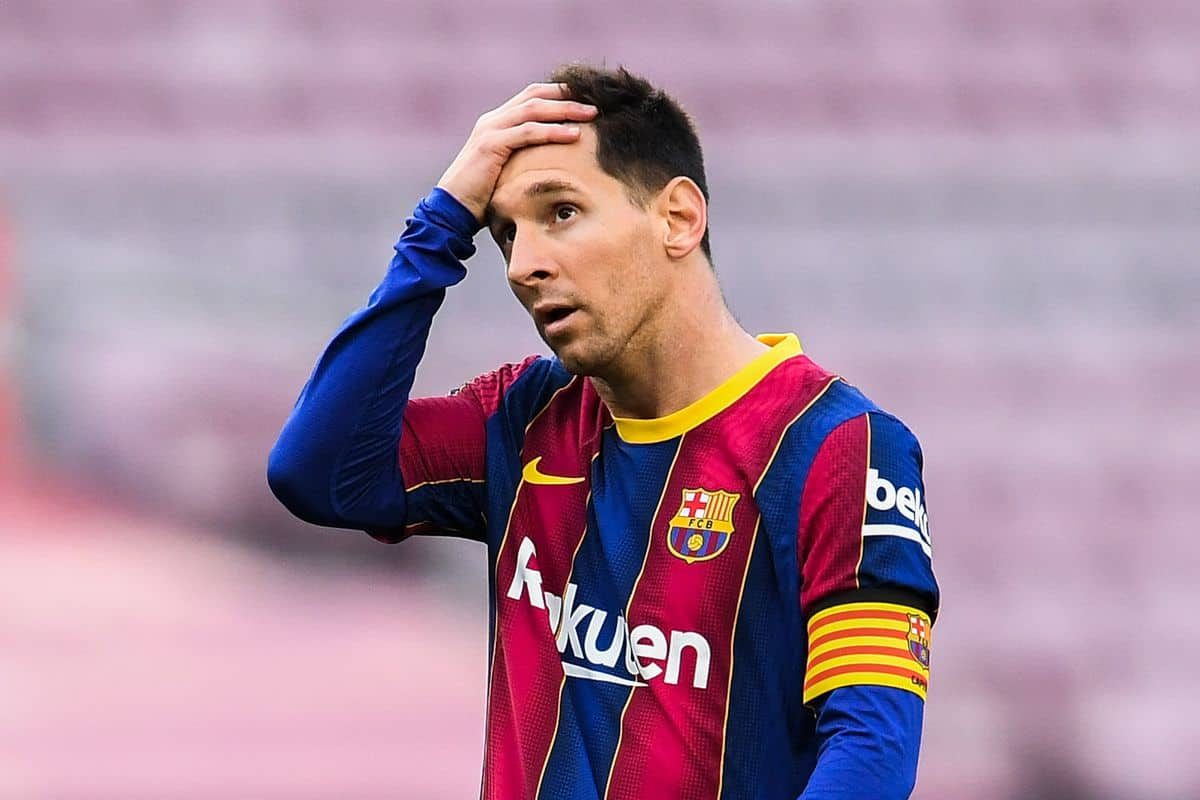 What Mercedes did amid Lionel Messi Barcelona departure