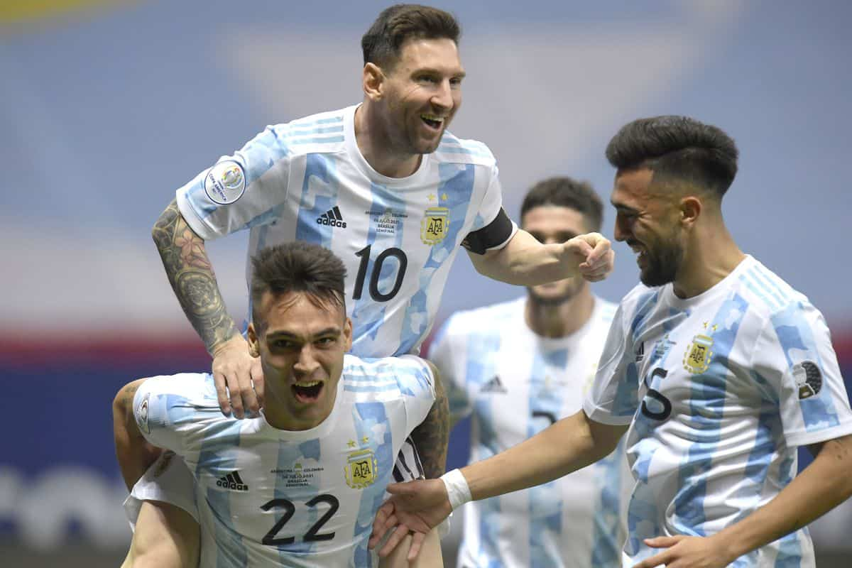 Argentina name squad for World Cup 2022 Qualifiers
