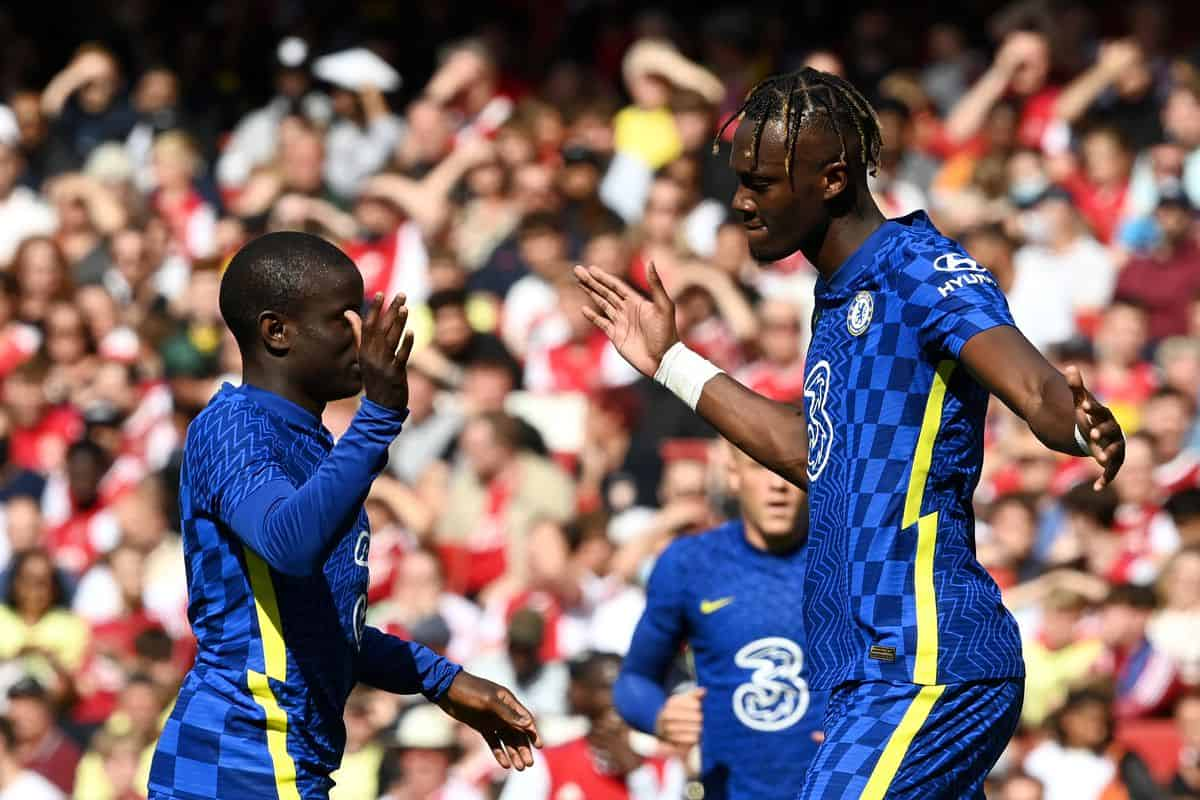 Kai Havertz and Tammy Abraham's brilliant goals to secure win over Arsenal