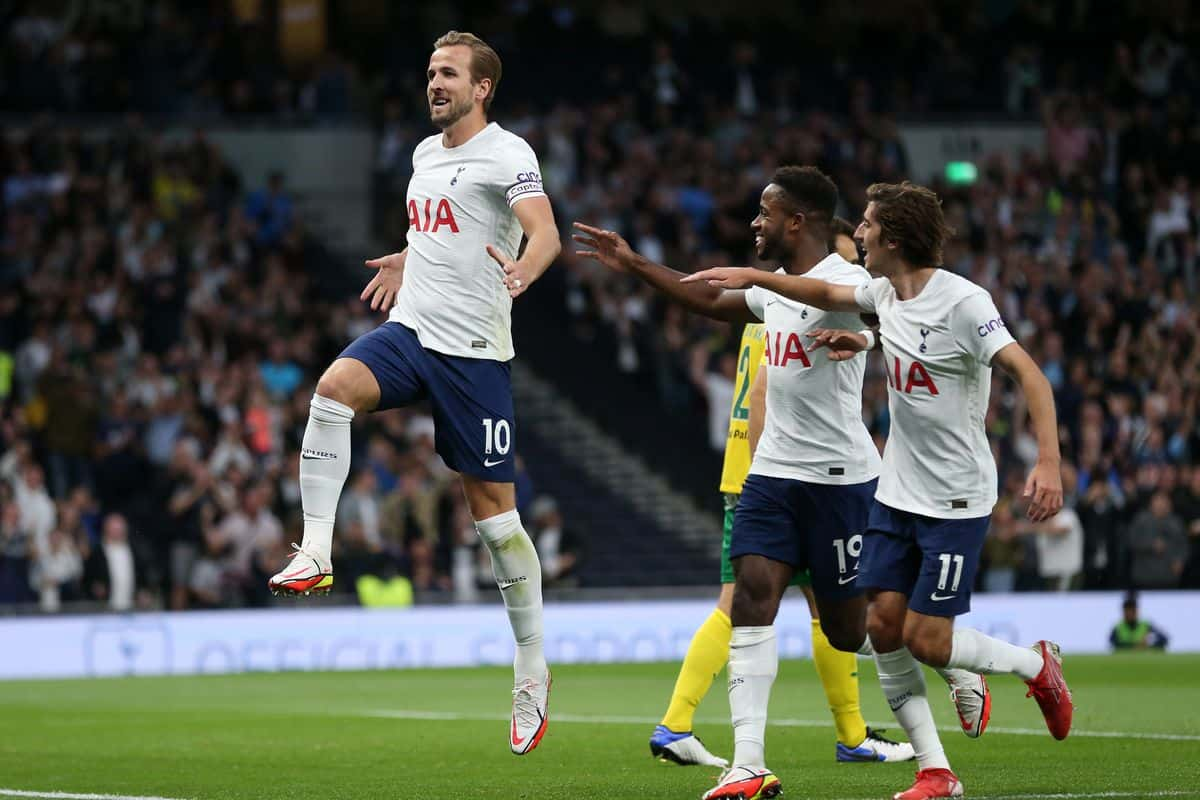 Kane, Son, Alli: How Tottenham could line up against Crystal Palace