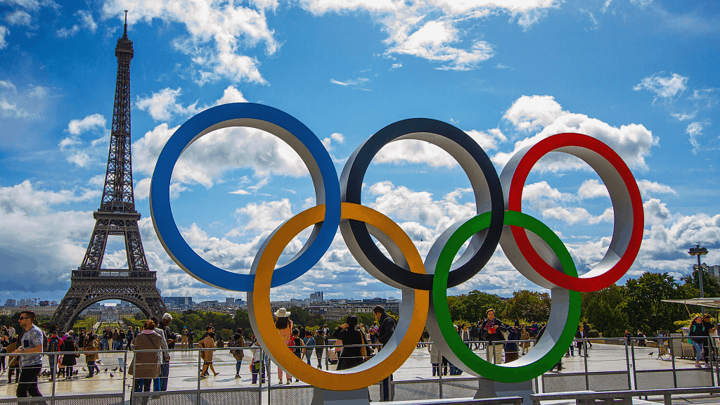 Top 10 Athletes to watch in Paris 2024 Olympic Games