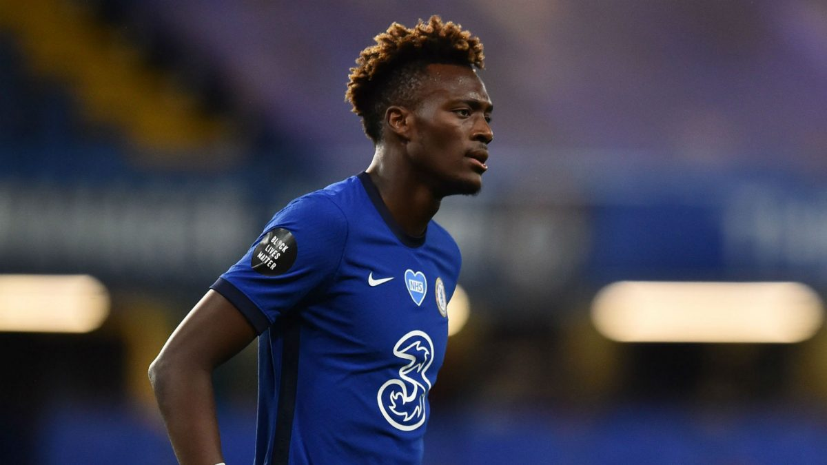 Danny Mills sends message to Tammy Abraham amid Arsenal and Jose Mourinho interest