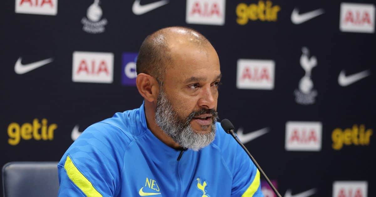 Nuno Espirito Santo makes Tanguy Ndombele claim and reveals frustration after Wolves win