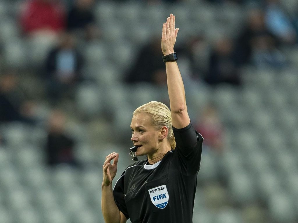 Bibiana Steinhaus: Top 10 hottest female referees in football