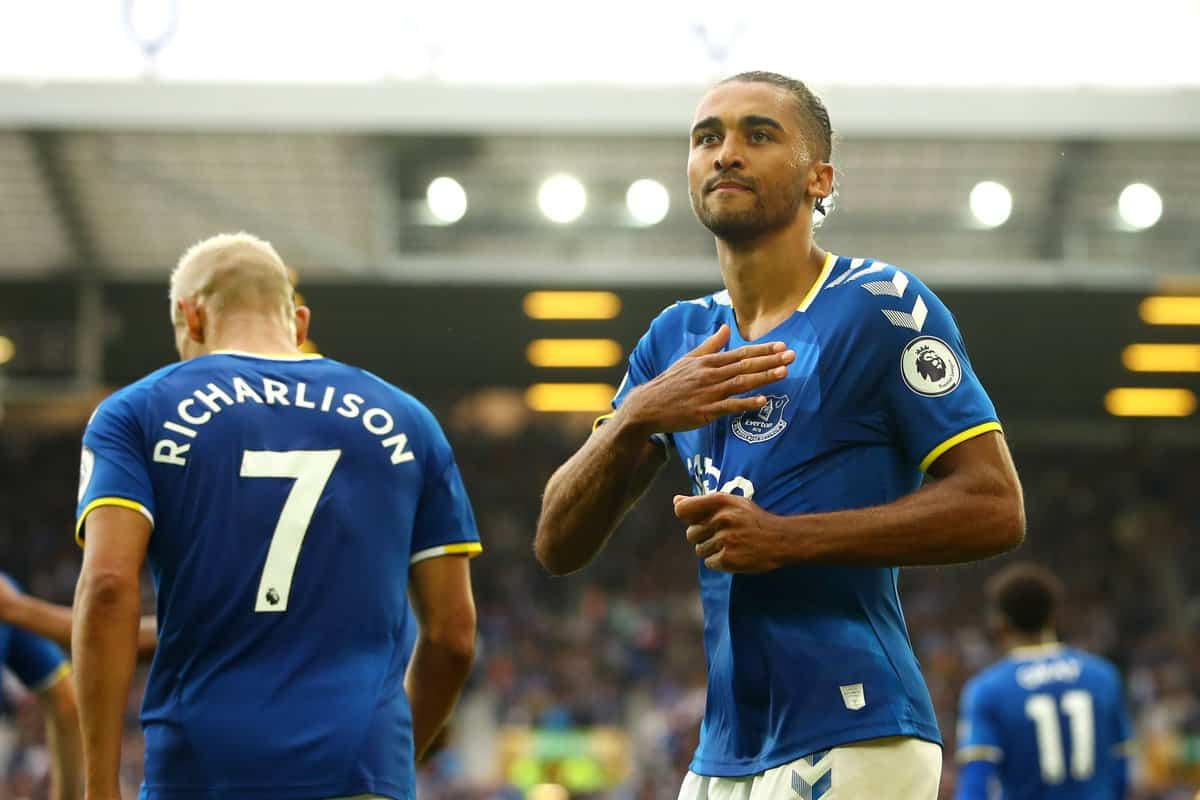 Calvert-Lewin, Richarlison, Gray: How Everton could line up against Burnely