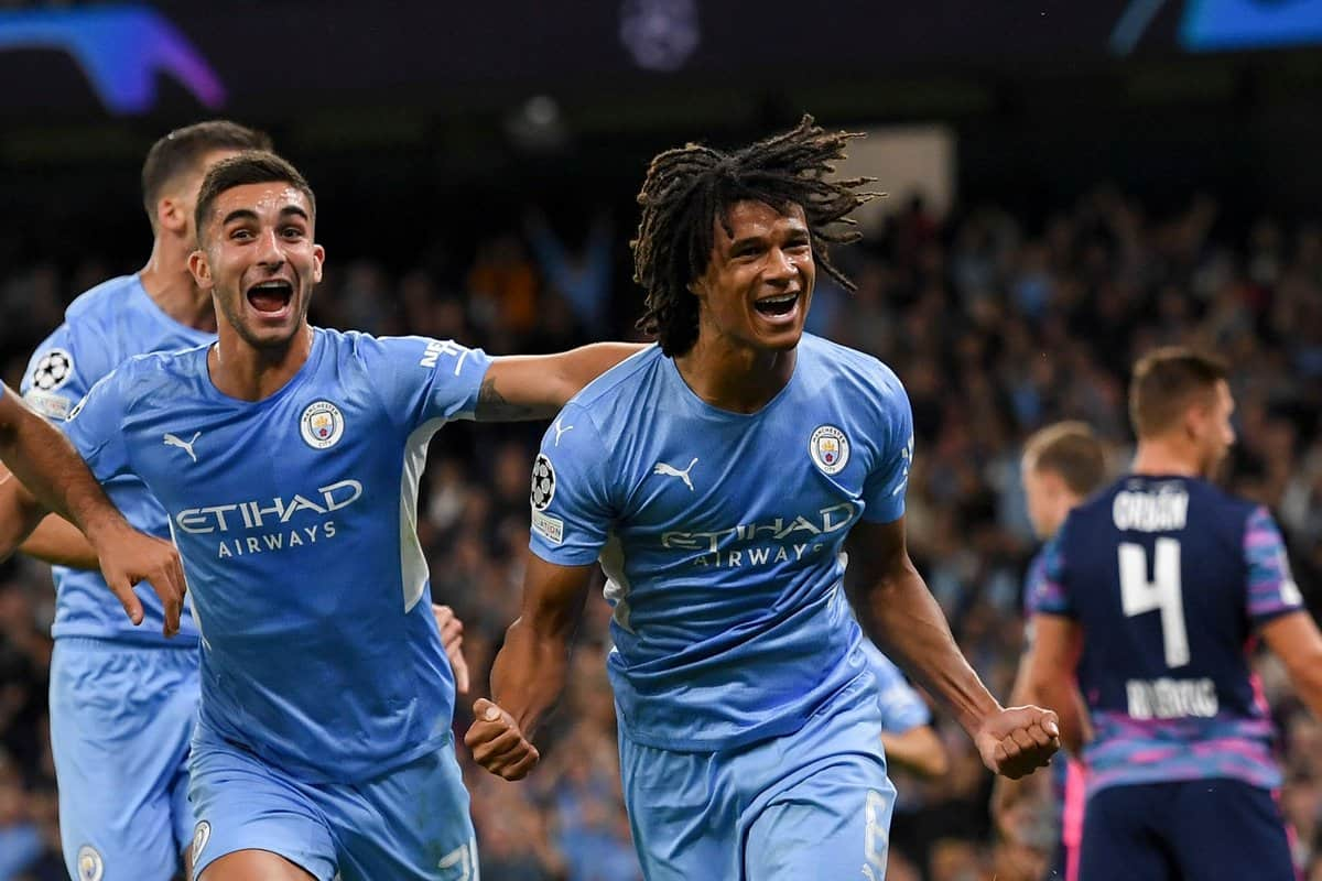 Manchester City's Nathan Ake reveals devastating news after hiss Champions League goal