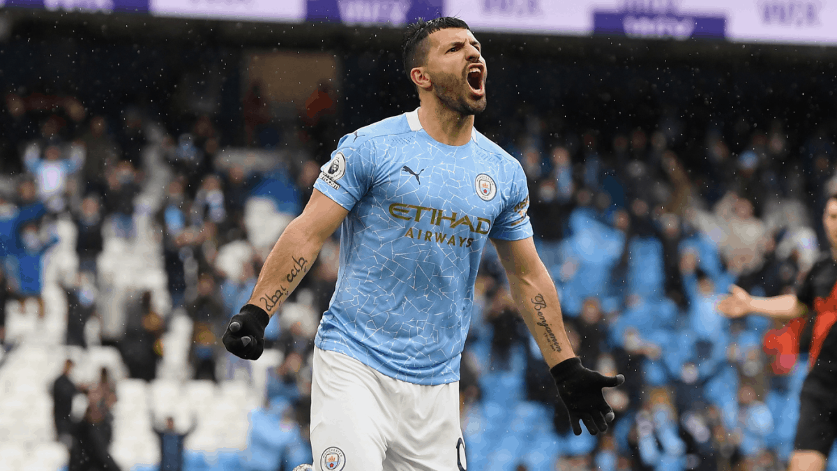 Sergio Aguero names one thing Manchester City do better than Barcelona