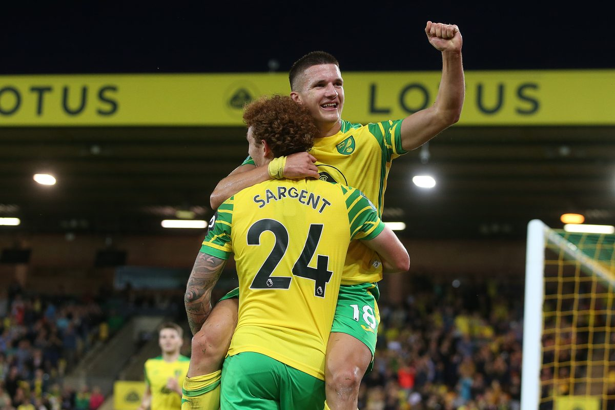 Norwich City v BournemouthCarabao Cup