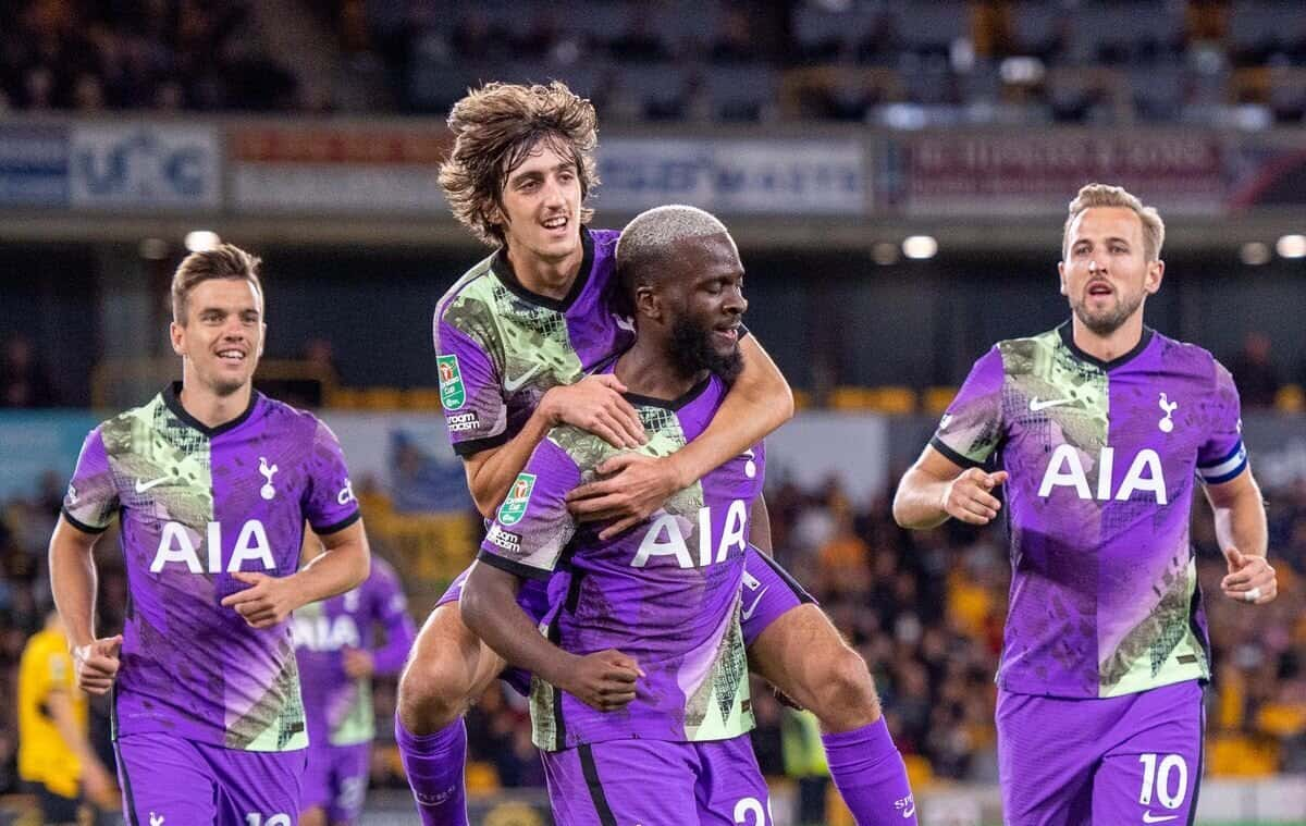 Tanguy Ndombele makes social media admission after Tottenham win over Wolves