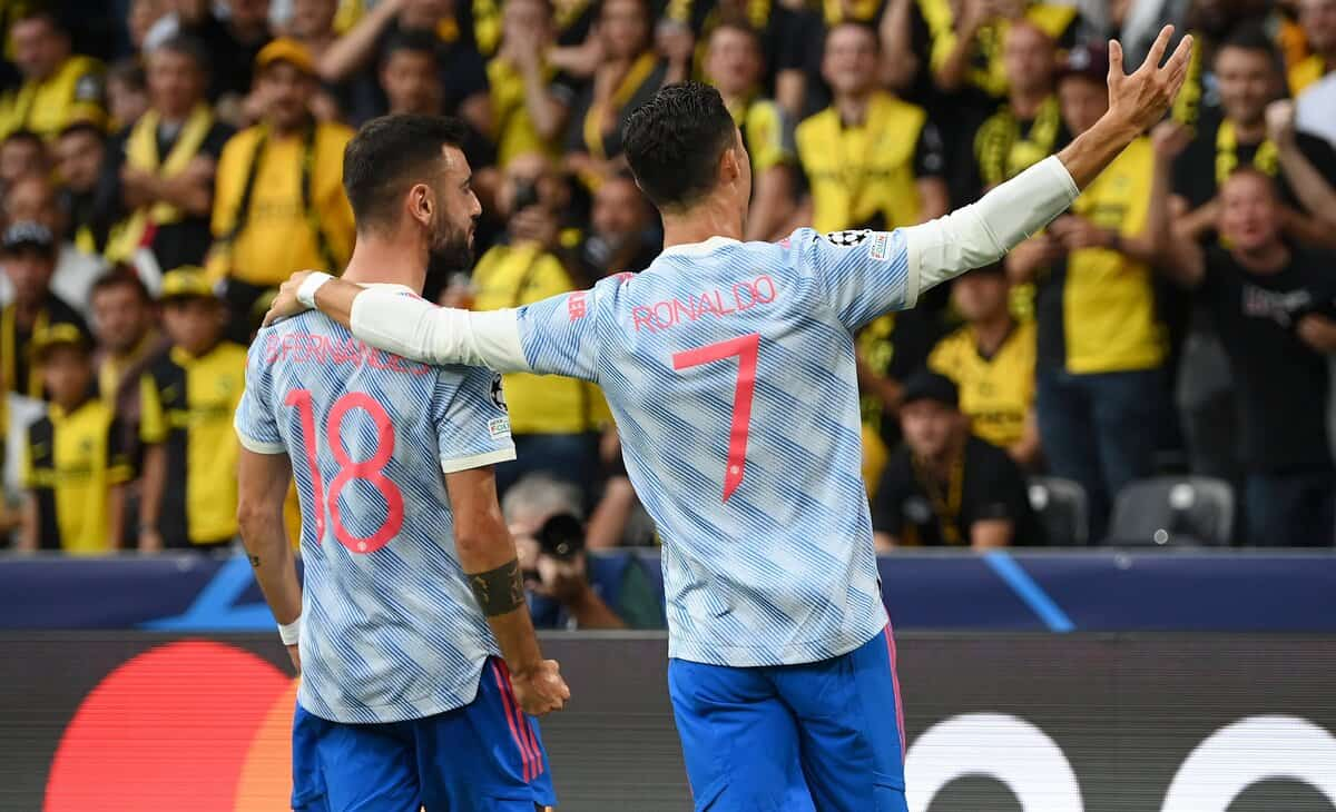 Champions League: Young Boys 1-1 Manchester United