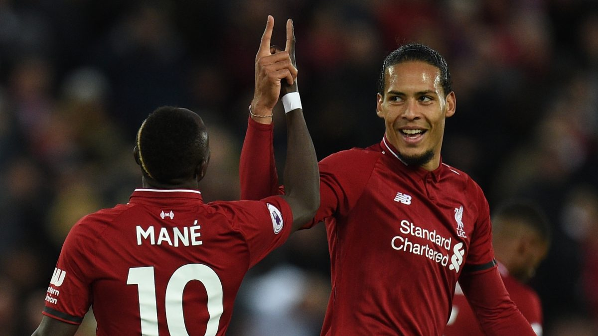 Sadio Mane claims Liverpool have 'amazing' player who is 'always smiling'
