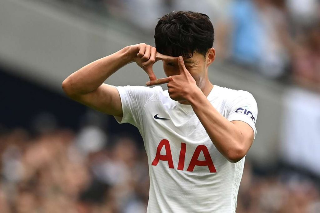 Tottenham handed Son Heung-Min update ahead of Crystal Palace