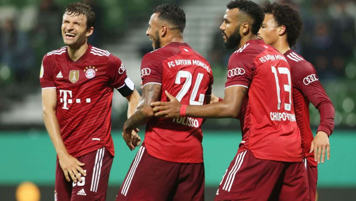 Champions League: Bayern Munich possible line up against Barcelona