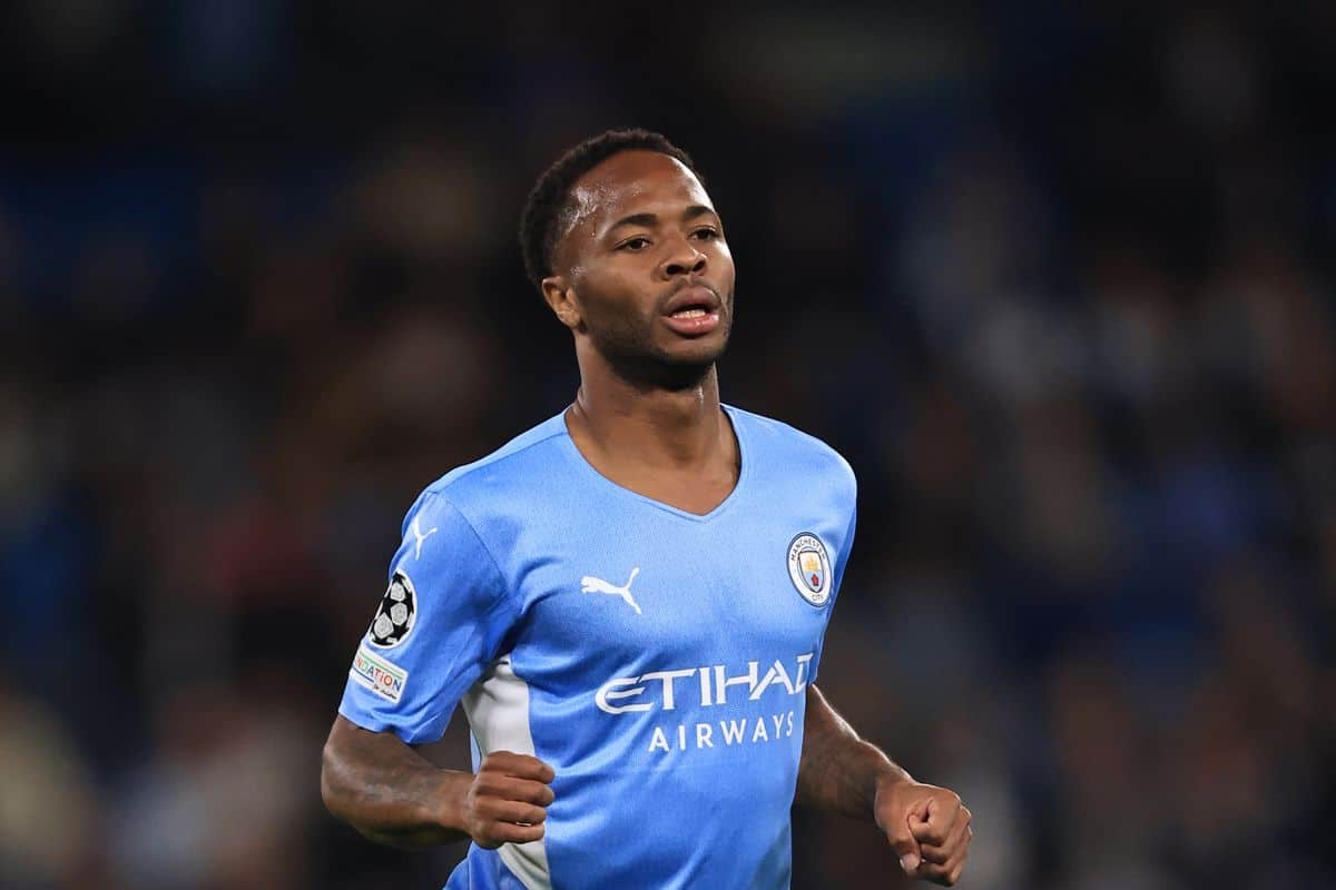 Raheem Sterling held talks with Pep Guardiola to discuss his Manchester City future