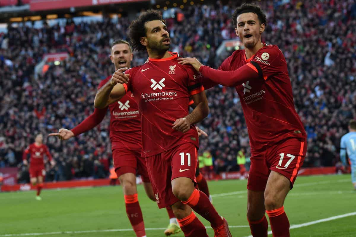 After the massive second half display against Man City, Liverpool deserve at least more attention