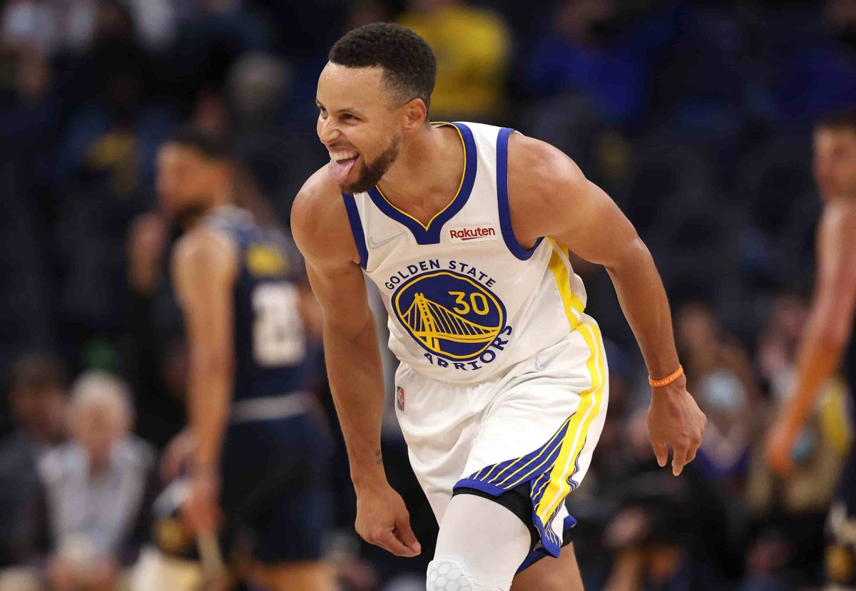 Stephen Curry's stats for Golden State Warriors in pre-season