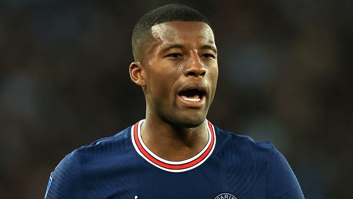 Gini Wijnaldum's comments on Liverpool return with star 'not happy' at PSG