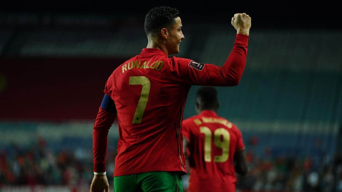 Roy Keane makes Cristiano Ronaldo claim after hat-trick in Portugal win